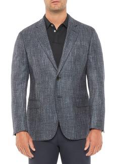 Emporio Armani Regular Fit Solid Jacket