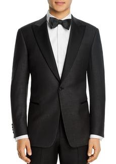 Emporio Armani Regular Fit Tuxedo Jacket