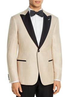 Emporio Armani Regular Fit Tuxedo Jacket