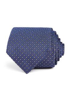 Emporio Armani Seasonal Dot Silk Classic Tie - 100% Exclusive