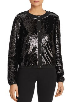 Emporio Armani Sequined Jacket