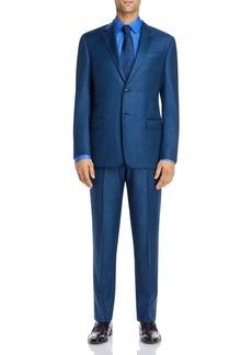 Emporio Armani Sharkskin Classic Fit Suit