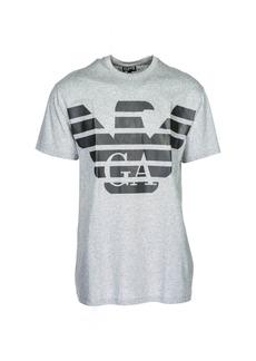 Emporio Armani Short Sleeve T-shirt Crew Neckline Jumper