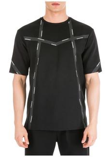 Emporio Armani Short Sleeve T-shirt Crew Neckline Jumper Over Fit