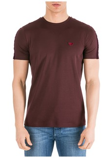 Emporio Armani Short Sleeve T-shirt Crew Neckline Jumper Slim Fit