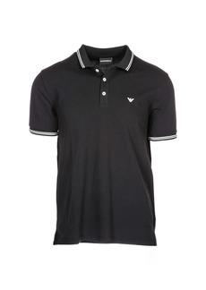Emporio Armani Short Sleeve T-shirt Polo Collar