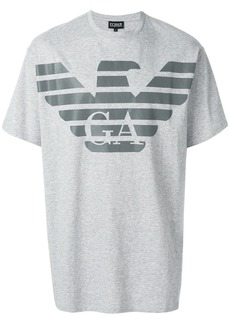 Armani short sleeved logo T-shirt