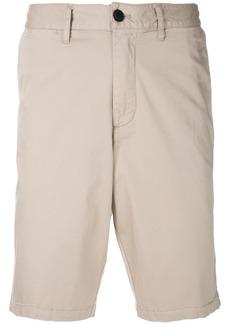 Emporio Armani short sleeved polo shirt - Nude & Neutrals