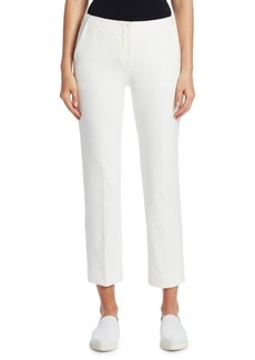 Armani Slim-Fit Ankle Pants