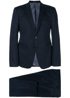 Armani slim fit two-piece suit