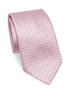 Armani Square Silk Tie