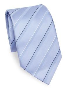 Armani Stripe Silk Tie