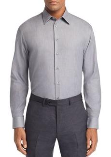 Emporio Armani Striped Modern Fit Button-Down Shirt
