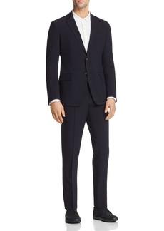Emporio Armani Subtle Seersucker Classic Fit Suit - 100% Exclusive
