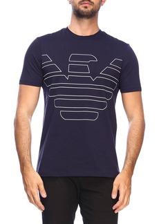 Emporio Armani T-shirt Emporio Armani Short-sleeved T-shirt With Eagle Logo