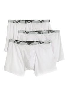 Emporio Armani 3-Pack Cotton Boxer Briefs