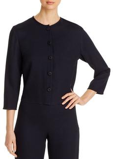 Emporio Armani Tie-Back Jacket