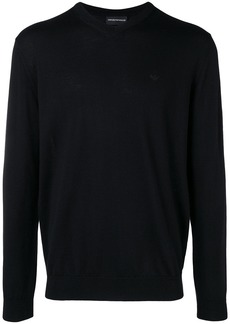 Armani V-neck sweater