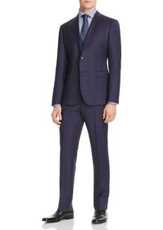 Emporio Armani Virgin Wool Slim Fit Suit