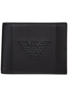 Emporio Armani Wallet Coin Case Holder Purse Card Bifold