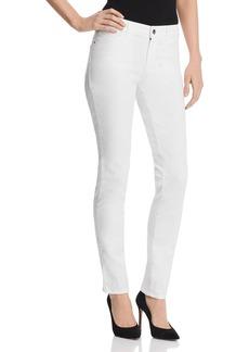 Emporio Armani White Skinny Jeans