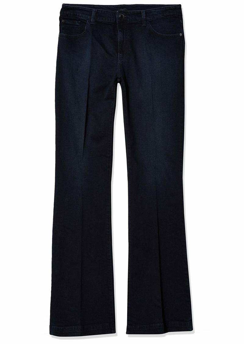 Emporio Armani Women's 5 Pocket Flare Jeans