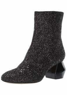 Emporio Armani Women's Ankle Boot Black 39 Medium EU (9 US)