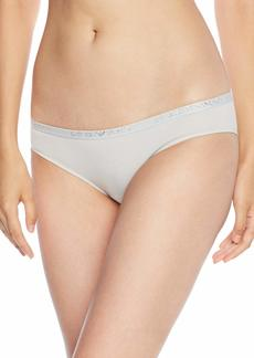 Emporio Armani Women's Basic Cotton Brief