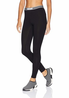 Emporio Armani Women'{S=Short Sleeve L=Sleeveless} Campus Life Leggings
