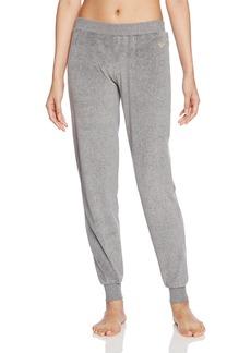 Emporio Armani Women's Chenille Cuffed Pants  S
