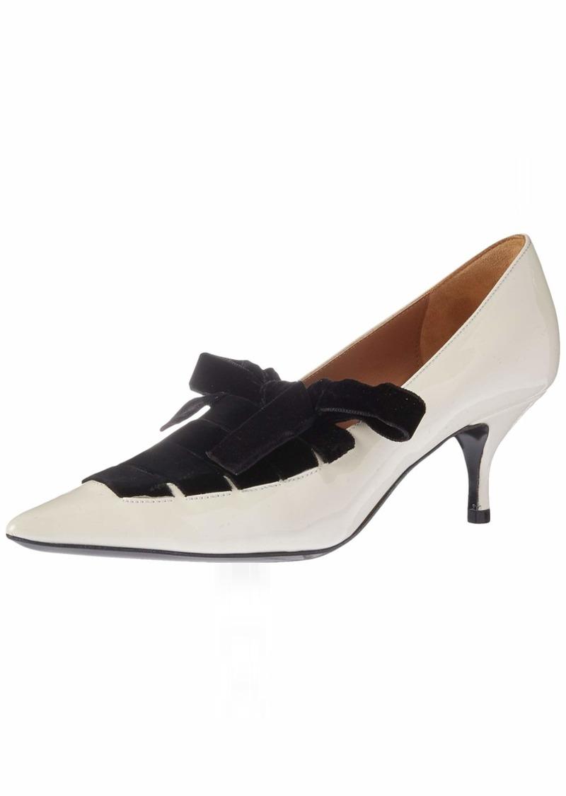 Emporio Armani Women's Decollete Shoe  36M Regular EU ( US)