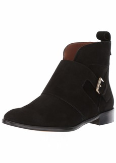 Emporio Armani Women's Monk Strap Ankle Boot  36M Regular EU ( US)