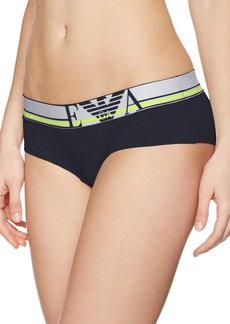 Emporio Armani Women's Pop Lines Cheeky Hipster  S