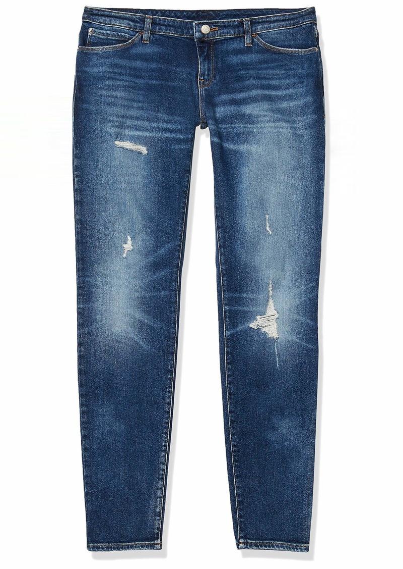 Emporio Armani Women's Skinny Leg Jeans