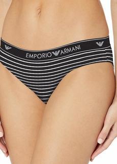 Emporio Armani Women's Stretch Cotton Brief