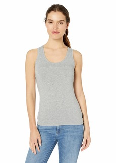 Emporio Armani Women's Stretch Cotton Tank Top