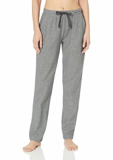 Emporio Armani Women's Terry Regular Fit Pants