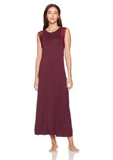Emporio Armani Women's Viscose Lace Night Gown  XL