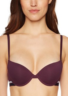 Emporio Armani Women's Visibility Athletic Multifunction Push Up Bra Bra