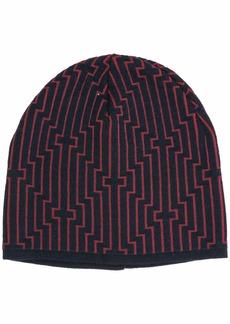 Emporio Armani Wool Beanie Hat