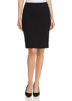 Emporio Armani Wool Pencil Skirt
