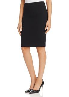 Emporio Armani Wool Pencil Skirt