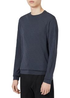 Emporio Armani Wool Pullover Sweater