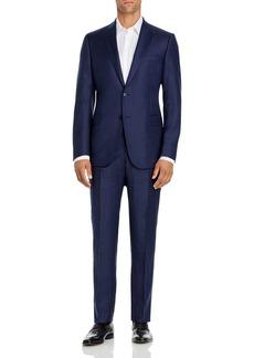 Emporio Armani Wool Slim Fit Suit
