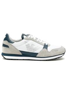 Armani side logo sneakers