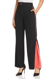 Emporio Armani Zip-Detail Pants