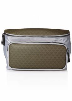 Emporio Armani Zippered Belt Bag