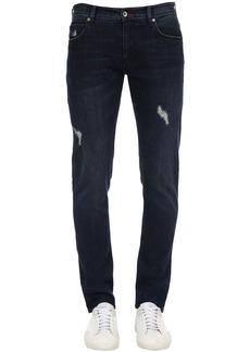 Armani Exchange 11.25oz Light Blue Wash Jeans