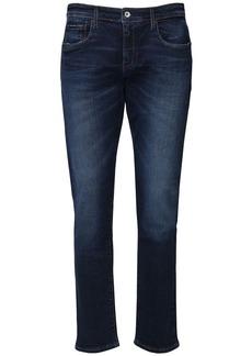 Armani Exchange 12.5oz Medium Dark Blue Wash Jeans