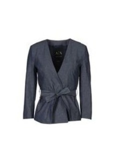 ARMANI EXCHANGE - Belted coats
